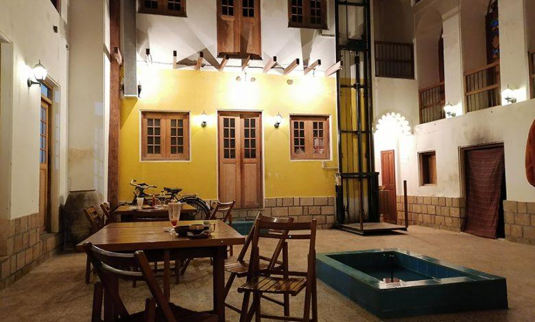 کافه حاج رییس بوشهر