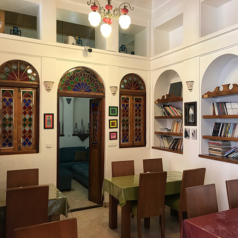کافه کهن بوشهر