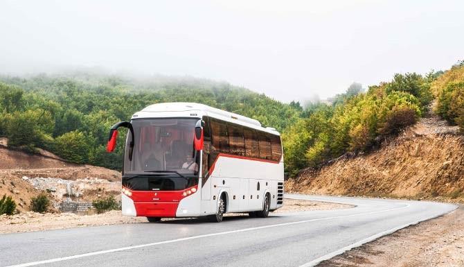 اتوبوس تهران مشهد