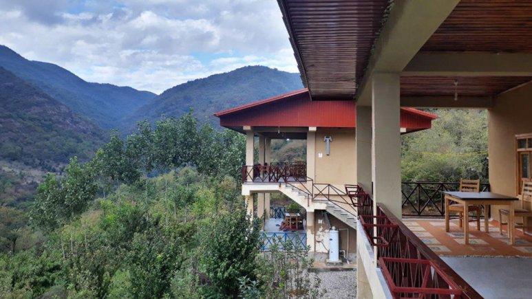 اقامتگاه بوم گردی ریگ چشمه علی آباد کتول