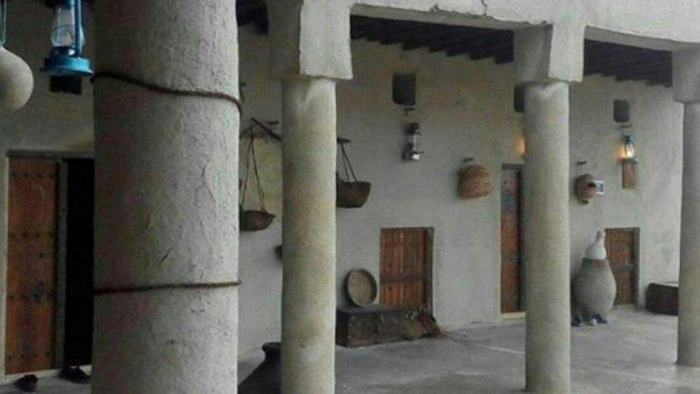 اقامتگاه سنتی خالو قشم