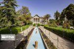 باغ ارم شیراز با رُزها و سرونازهای جهانی