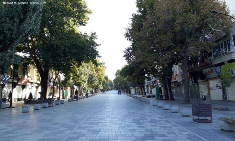 خیابان بوعلی سینا