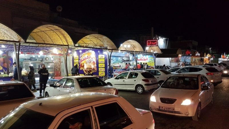خیابان لشکر آباد