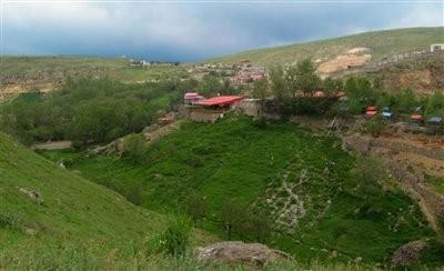 روستای ویلا دره اردبیل