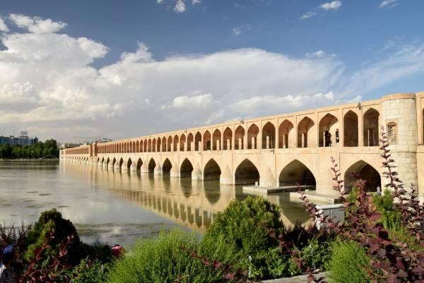 خنک ترین جاهای اصفهان