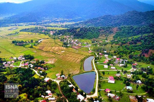 روستای مرکیه صومعه سرا