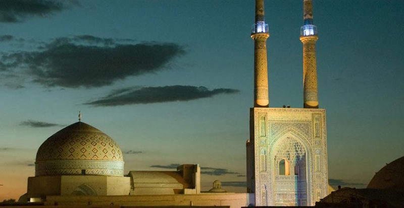 مسجد جامع یزد