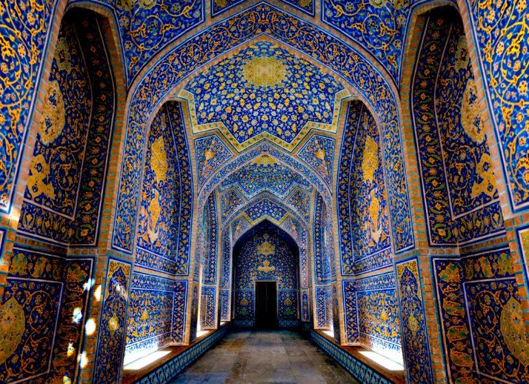 زیبا ترین مساجد ایران
