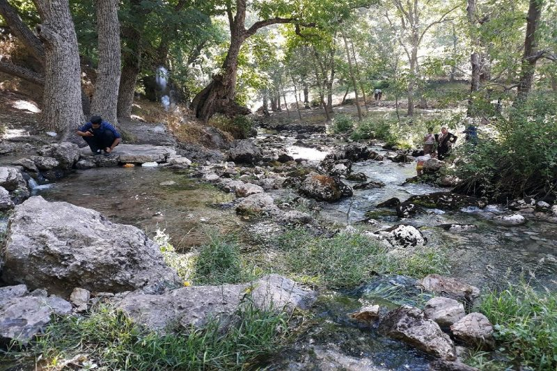منطقه گردشگری کاوات