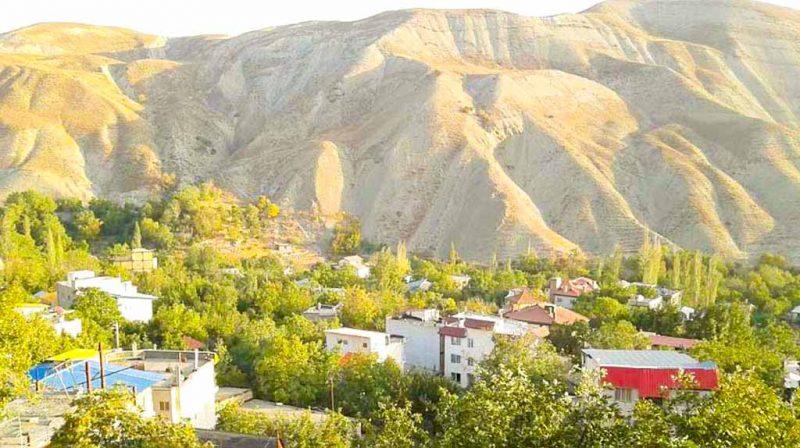 روستای هنزک