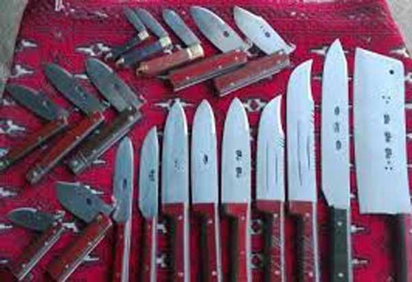 چاقو سازی