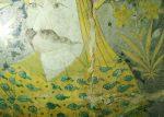 بیتوجهی بلای جان کاشیکاری یک اثر تاریخی در اصفهان