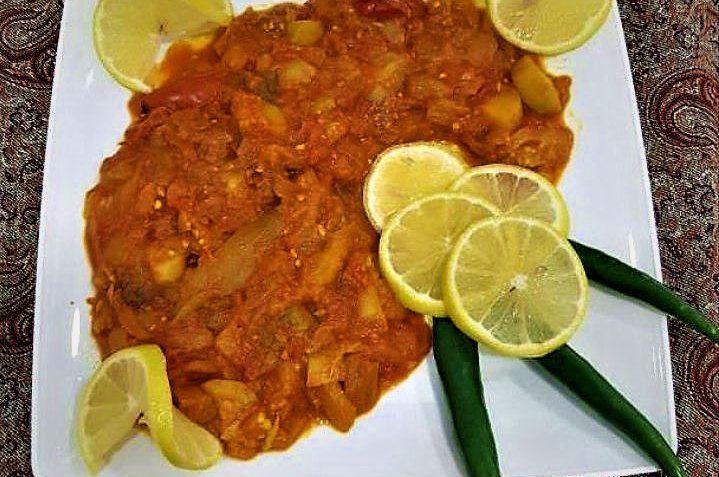 غذاهای گیاهی ایرانی