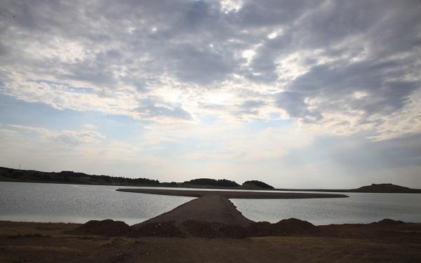 دریاچه شهرک مغان