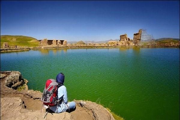 دریاچه گنج تکاب