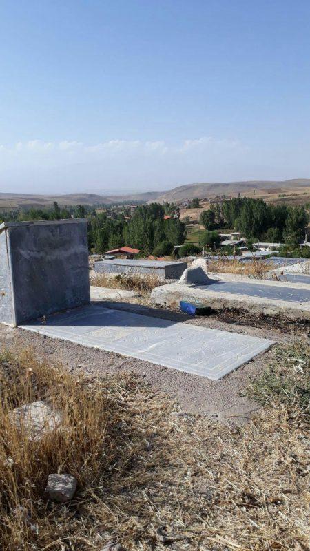قبرستان قره شیران نیر