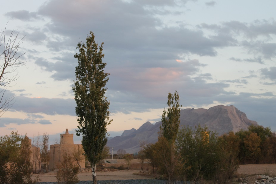 روستای هویه فلاورجان سرزمین برجهای کبوتر