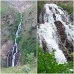 آبشار سیبیه خانی روستای توریستی لرد خلخال