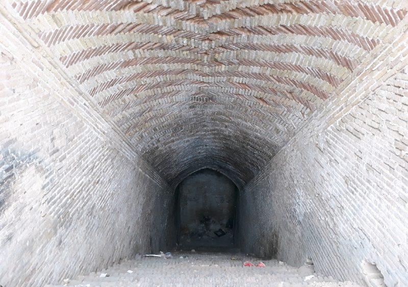 آب انبار کارخانه سمنان