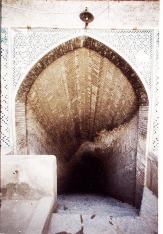 آب انبار حاج سید حسین صباغ