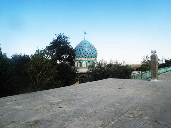 امامزاده احمدرضا کرون