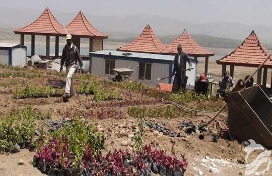 باغ شهر شیدا