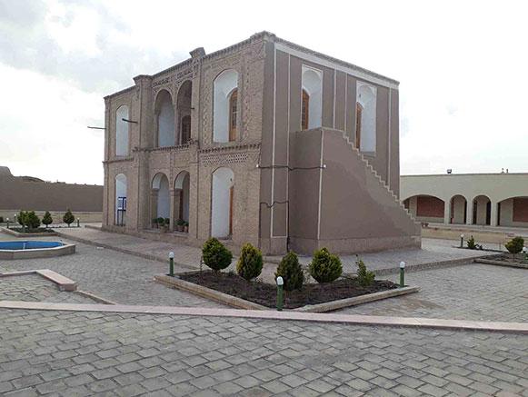 خانه شوکت سعیدی سیرجان