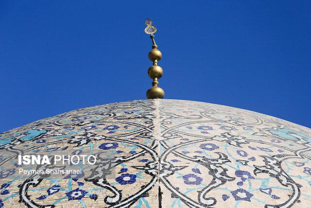 گنبد شیخ لطف الله