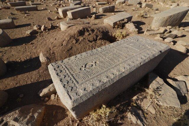 قبرستان تاریخی ماموره