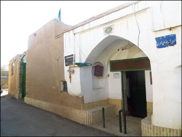 مسجد آرد خرما اردکان