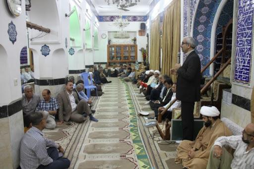 مسجد شیخ سعدون بوشهر