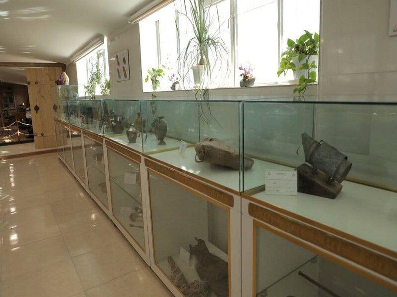 موزه زعفران