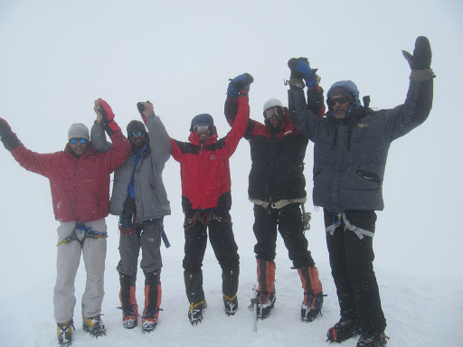واژه همنورد در کوهنوردی