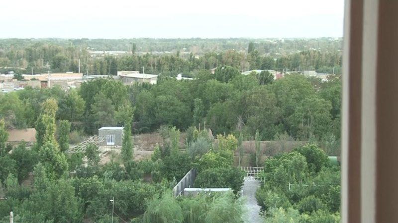 بام سبز خمینی شهر