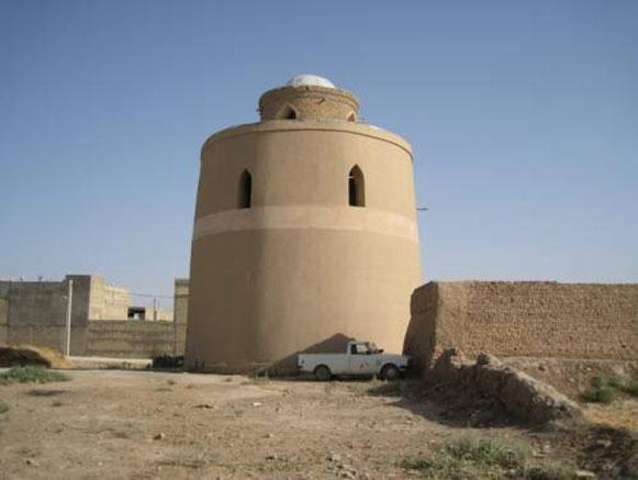 برج کبوترخانه جوی آباد
