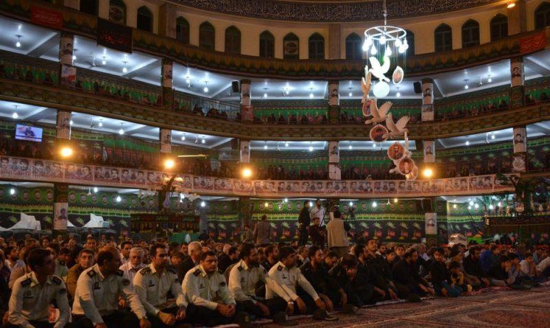 حسینیه خمینی شهر