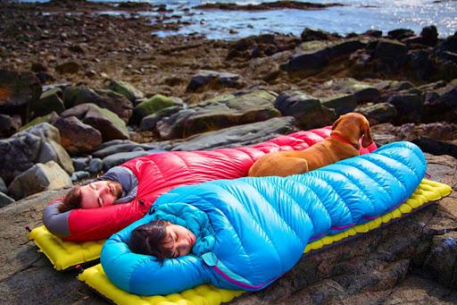 دمای کیسه خواب