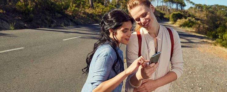 راههای ارتباط برقرار کردن در خارج از کشور