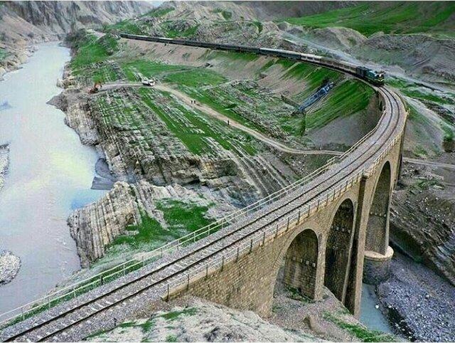 راه آهن