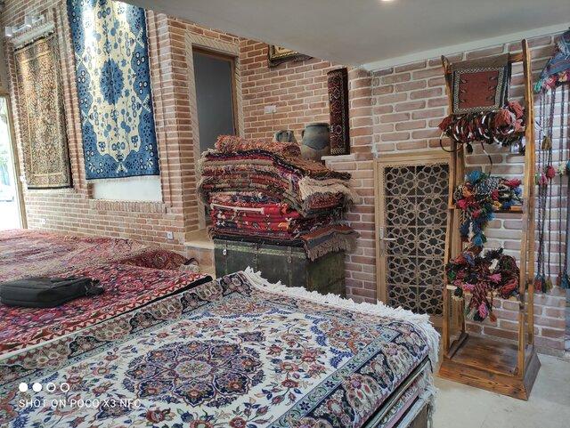 قالی دستباف