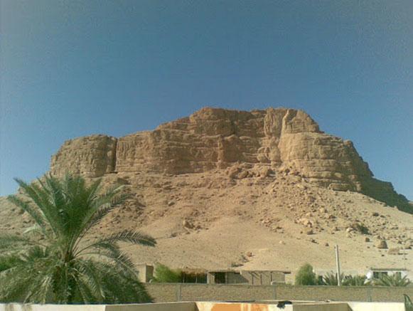 قلعه مزایجان زرین دشت