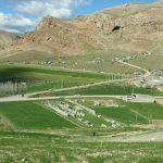 قلعه و غار جوشاتو شاهین دژ