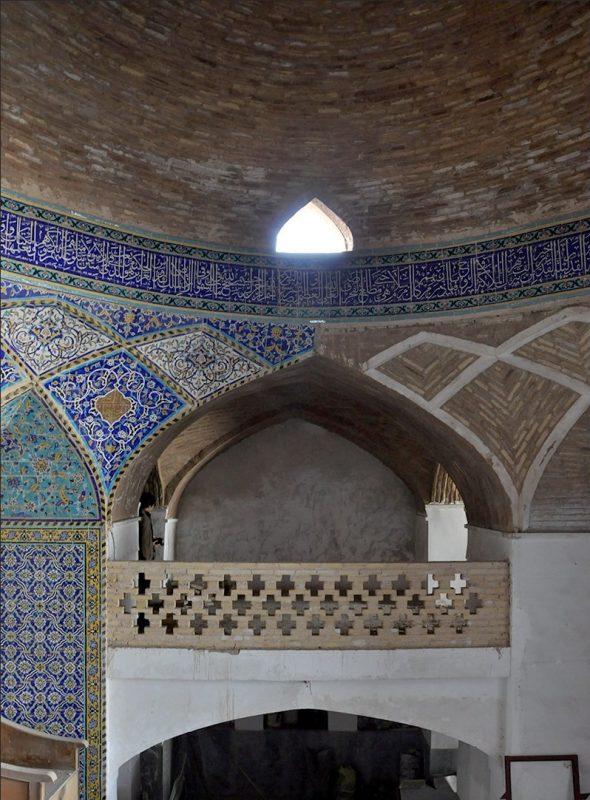 مسجد بازار نجف آباد