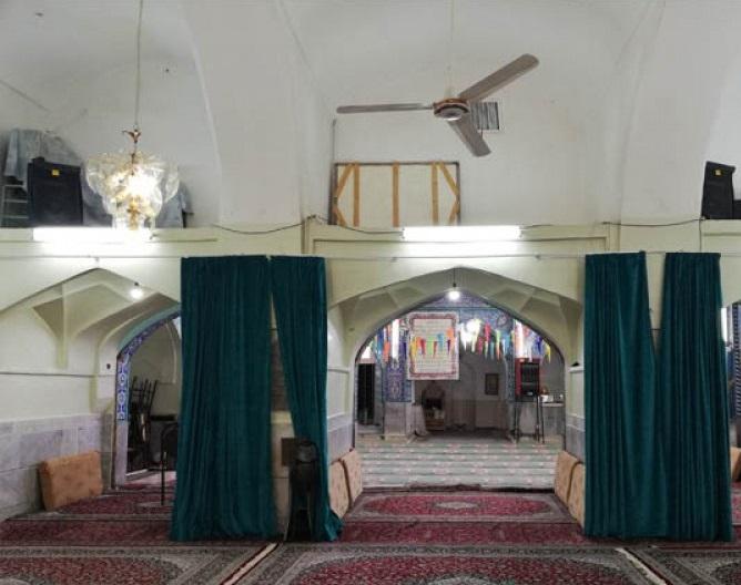 مسجد جامع دستگرد قداده