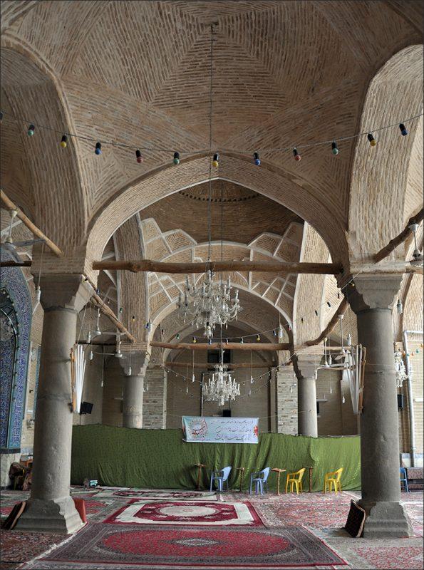 مسجد کوچه شاه نجف آباد