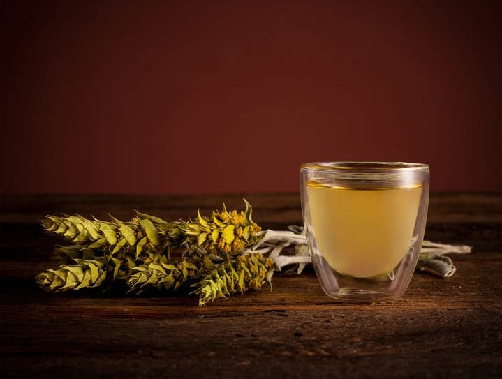 چای کوهی