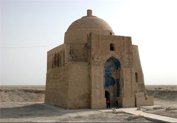 آرامگاه ابوسعید ابوالخیر در ترکمنستان