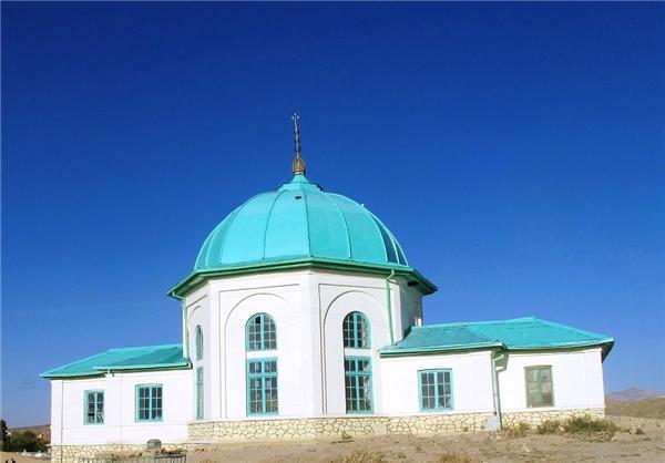 آرامگاه حکیم سنایی در افغانستان