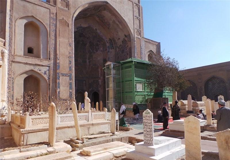 آرامگاه خواجه عبدالله انصاری در افغانستان
